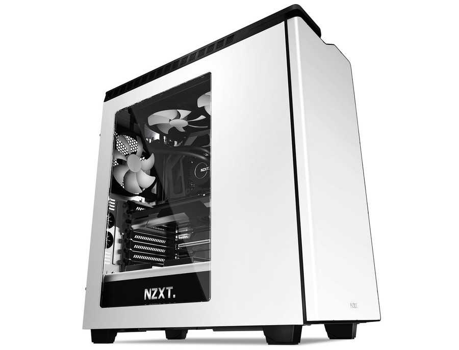 NZXT H440 White