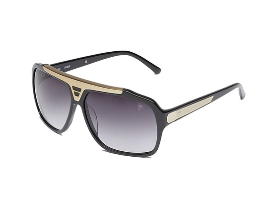Guess Tiesto NYT LYF Collection Limited-Edition Aviator Sunglasses