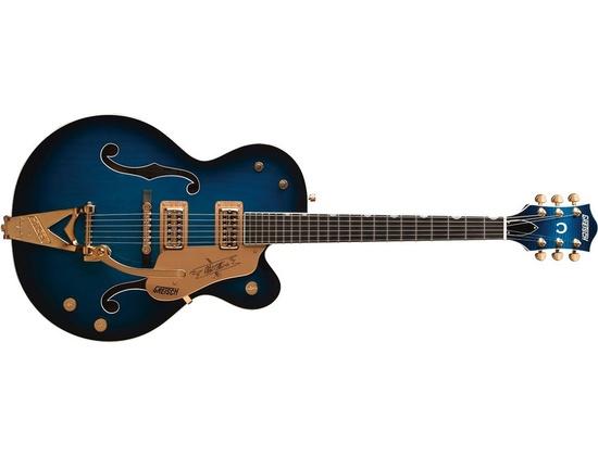 Gretsch G6120BS Chet Atkins Hollow Body Blue Burst
