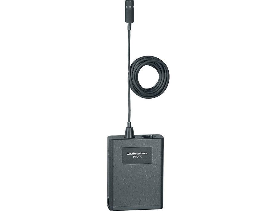 Audio-Technica Pro 70 Cardioid Lavalier Microphone