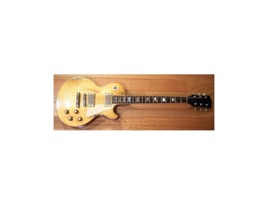 1973 Gibson Les Paul Deluxe Goldtop
