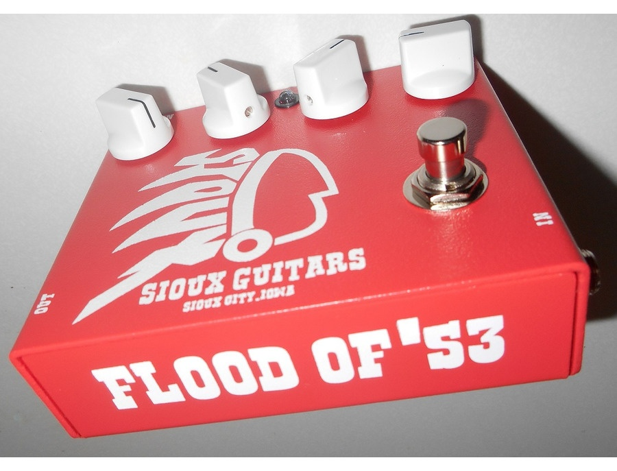 Sioux Flood of '53 Flanger