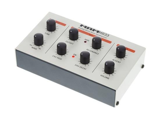 MAM MB33 Analog Retro Bass Synthesizer