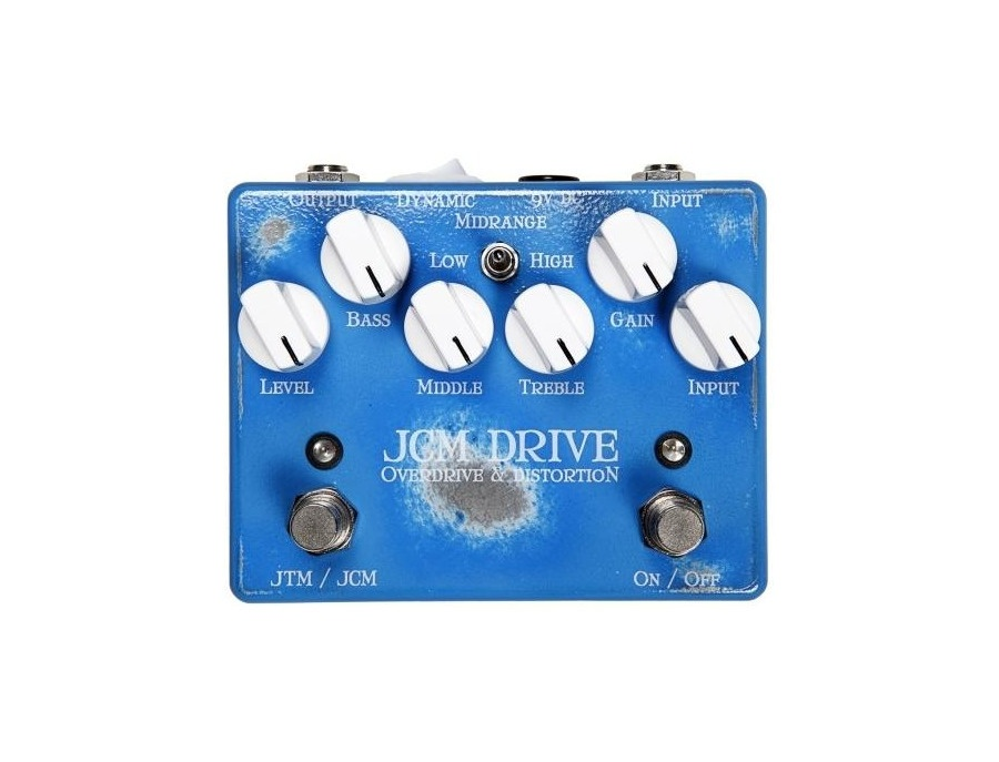 Weehbo JCM Drive Overdrive/Distortion Pedal