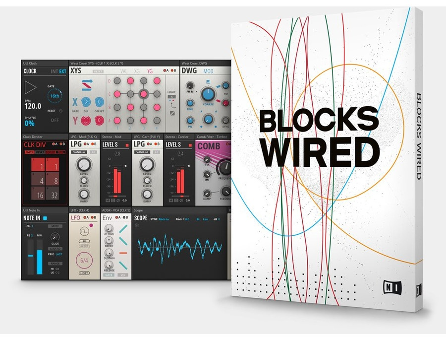 Native Instruments Blocks Wired