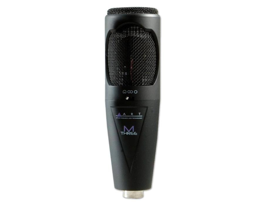 ART M-Three Condenser Microphone