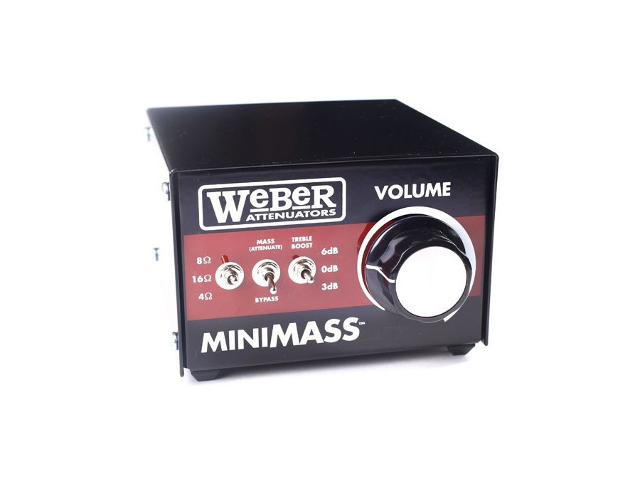 Weber MiniMASS 50w Power Attenuator