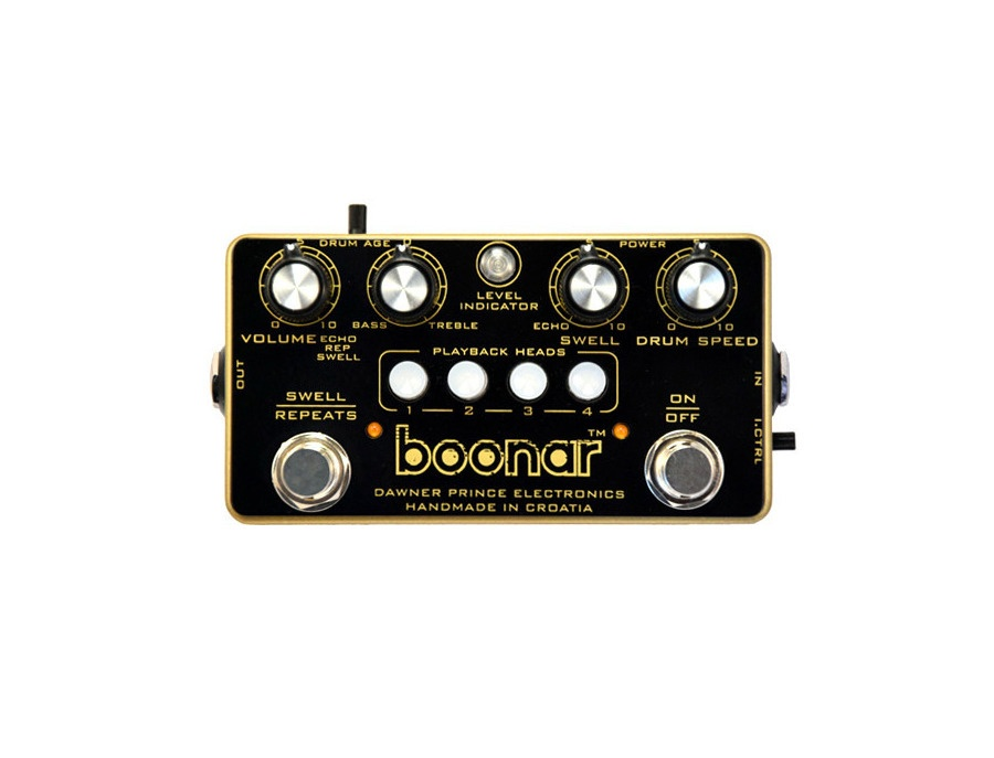Dawner Prince Boonar Multi-Head Drum Echo
