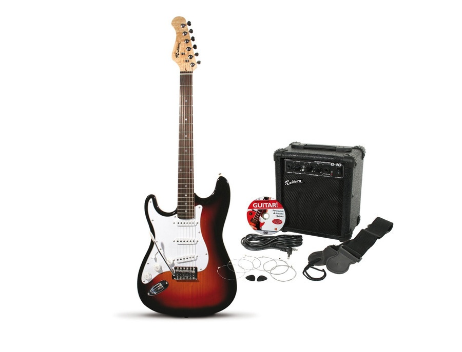 Rockburn ST Style Electric Guitar