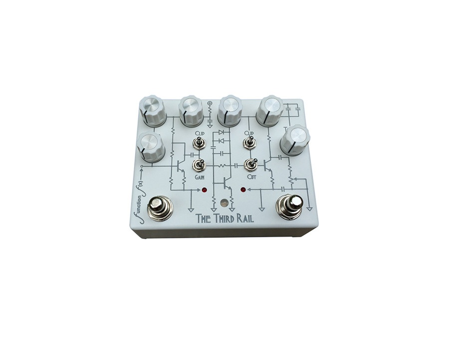 Function f(x) Third Rail Dual Overdrive