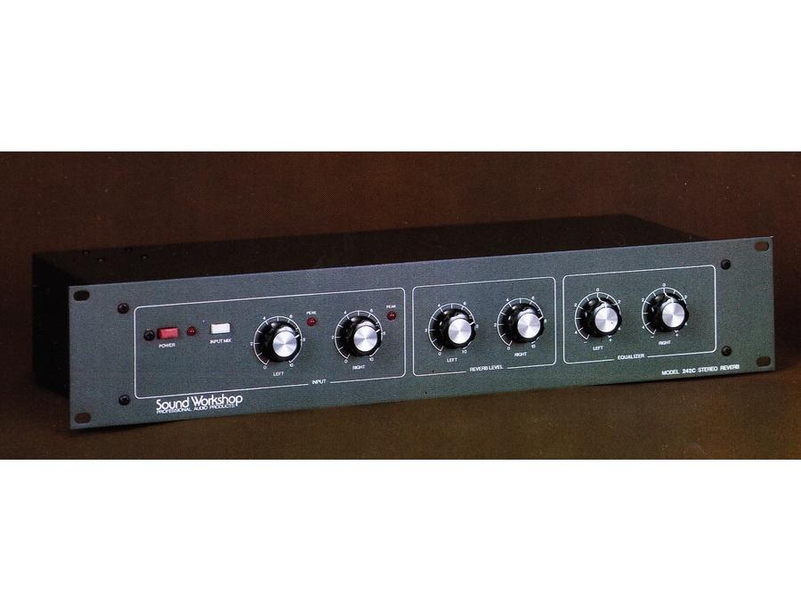 Sound Workshop 242C Spring Reverb