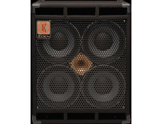 Eden D410XLT 4x10 Bass Cainet