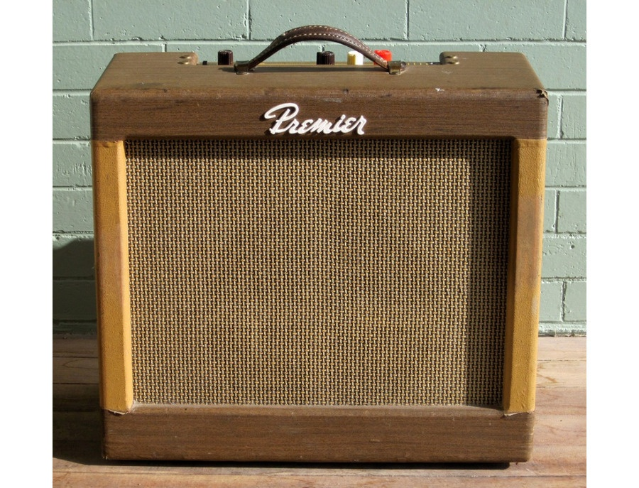 Premier B-160 Club Bass Amplifier