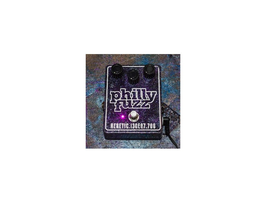Philly Fuzz Heretic Fuzz