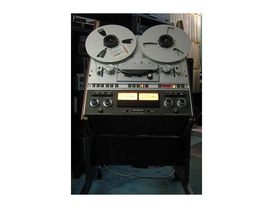 Studer B67 Tape Recorder