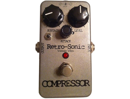 Retro-Sonic Compressor