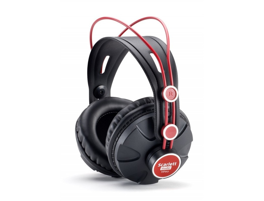 Focusrite Scarlett HP60 Studio Headphones