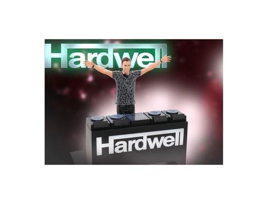 Hardwell Doll