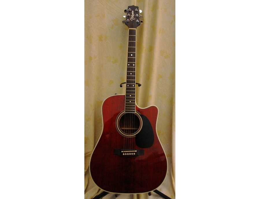 Takamine ef325src acoustic guitar xl