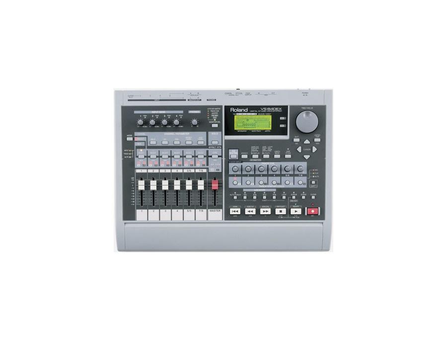 Roland vs 840ex digital workstation xl