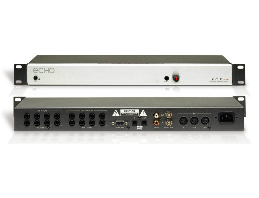 echo Layla 24/96 Multitrack Recording System