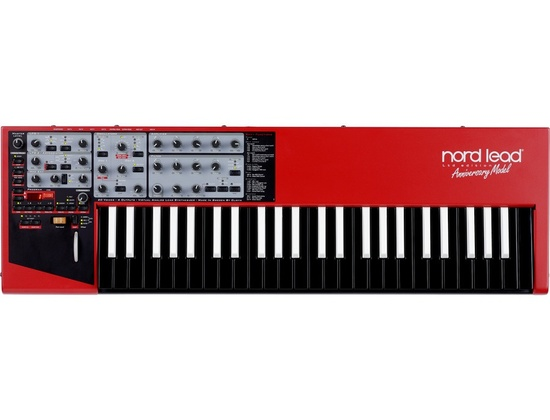 Nord Lead 2X Anniversary Edition
