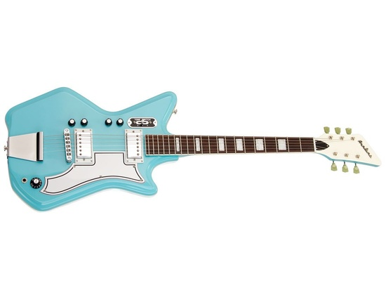 Eastwood Airline 59 Custom 2P Sonic Blue