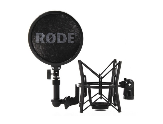 Rode SM6 Mount + Pop Filter