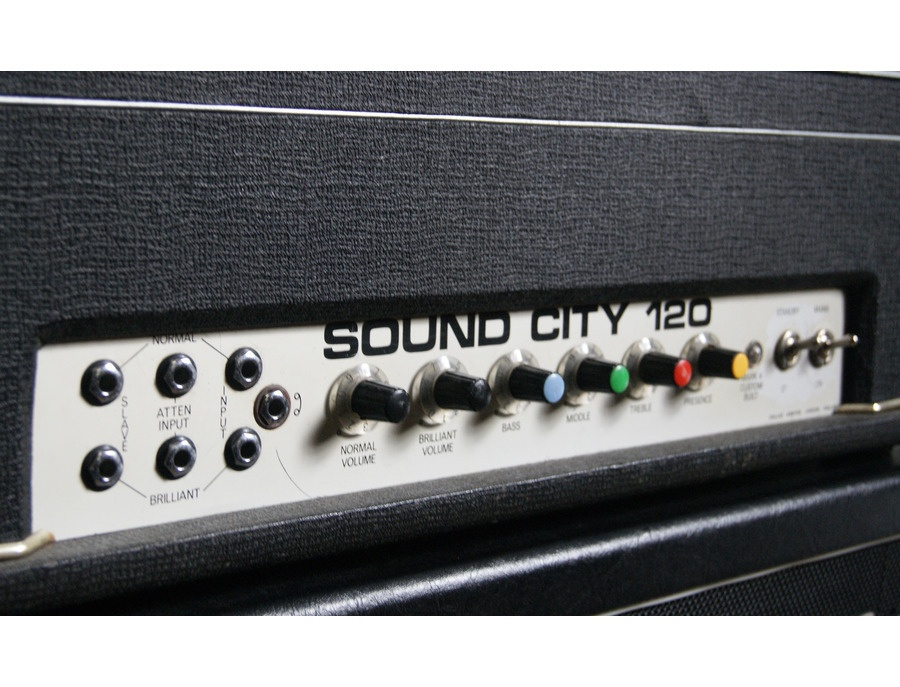 Sound city b120 xl