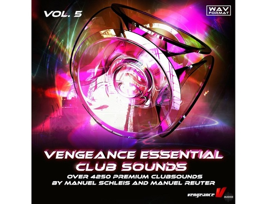 Vengeance Essential Clubsounds VOL 5
