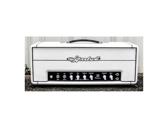 Goodsell 33 Custom Amp Head