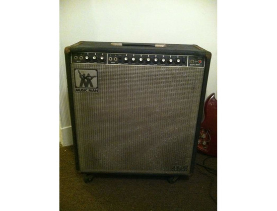 Music Man HD-130 4x10 Combo
