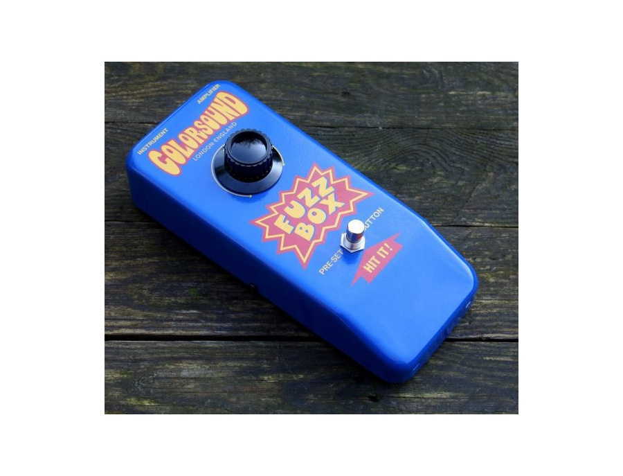 Colorsound Fuzz Box