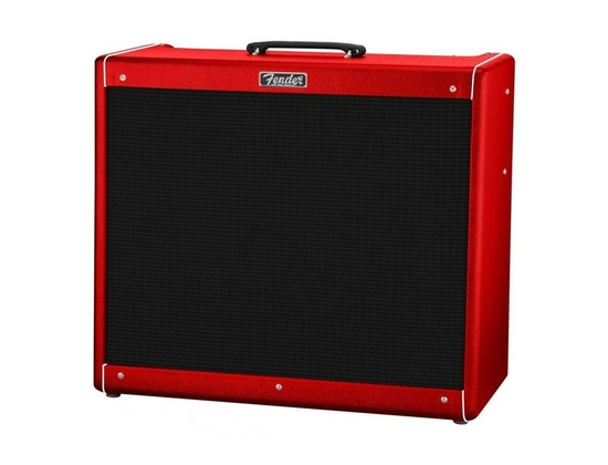 Fender Hot Rod De Ville 212 III Red
