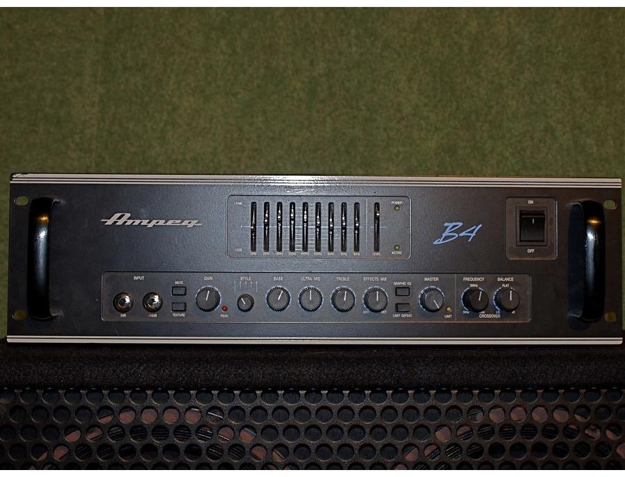 Ampeg B4 Bass Amplifier