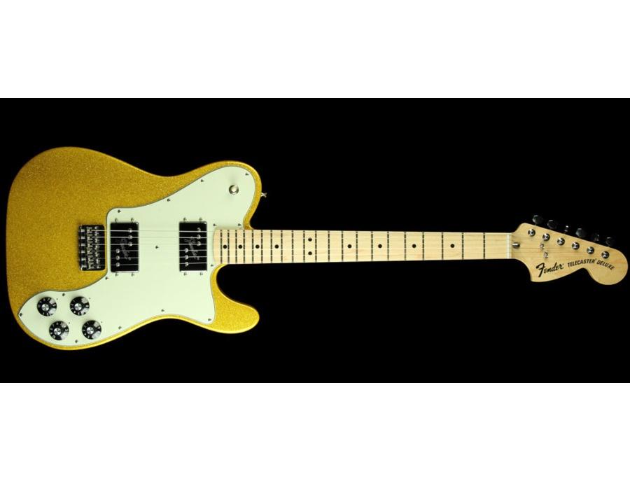 Fender FSR Classic Series '72 Telecaster Deluxe Vegas Gold