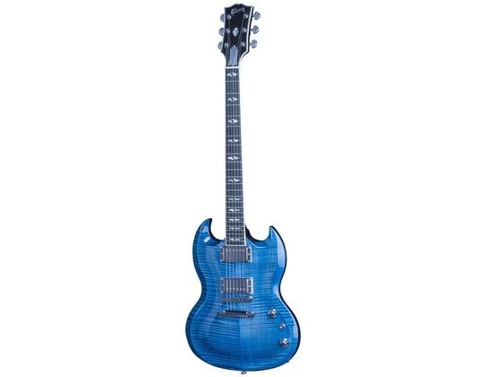 Gibson SG Supreme Ocean Blue