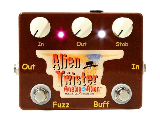 analog alien alien twister