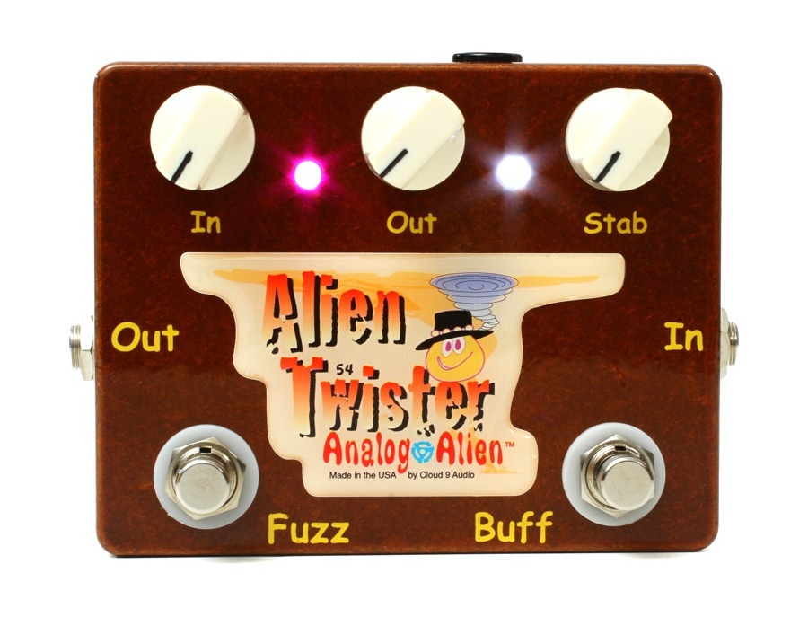 analog alien alien twister