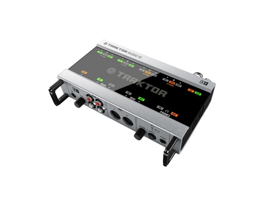 Native Instruments Traktor Scratch Pro 2 Audio 10