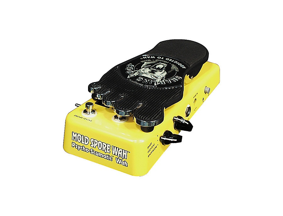 Snarling dogs mold spore psychoscumatic wah xl