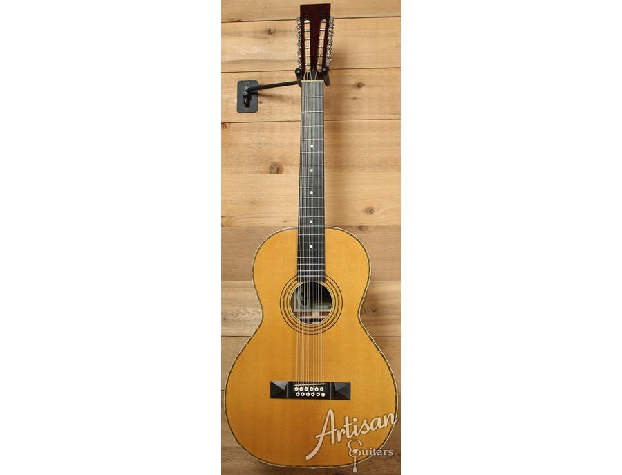 12 String Hauver Guitar ID-7580