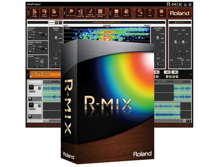 Roland R-Mix