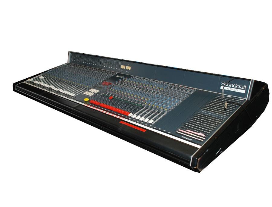 Soundcraft 6000
