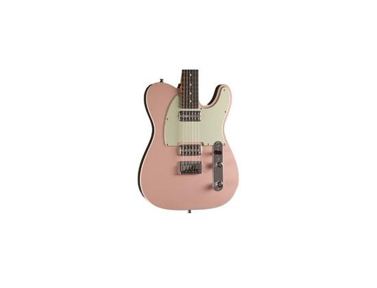 "Fender ""pink"" Telecaster Electric Guitar"