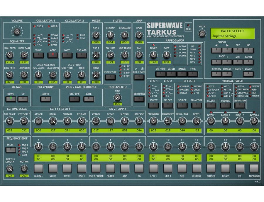 Superwave Tarkus