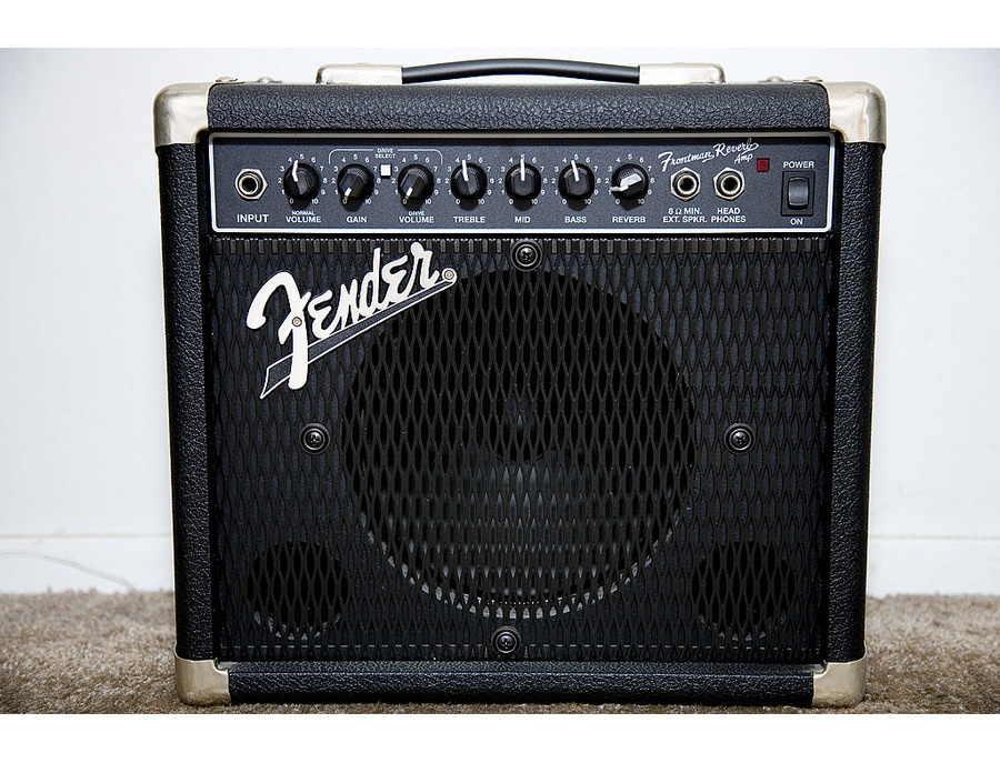 Fender Frontman Reverb Amplifier