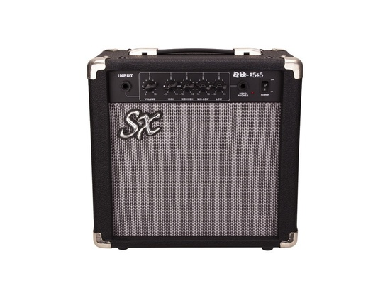 SX BA1565 Bass Amplifier