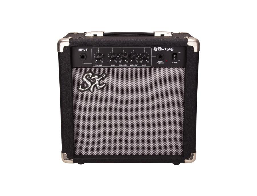 SX BA1565 Bass Amplifier