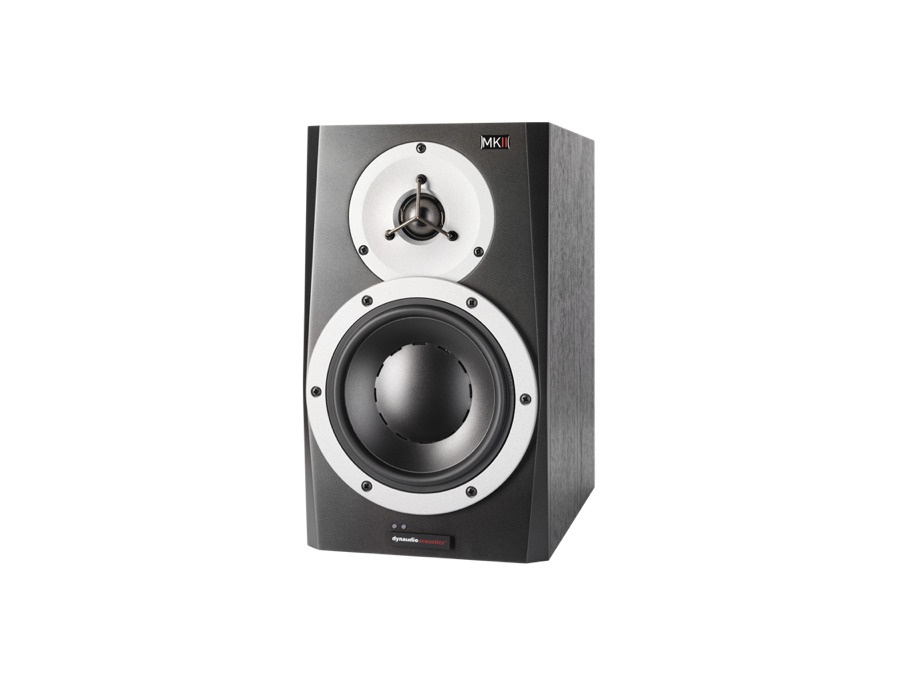 dynaudio bm5a mkii studio monitor reviews prices equipboard. Black Bedroom Furniture Sets. Home Design Ideas